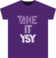 TAKE IT YSY - STREETWEAR COLLECTION